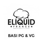 • Eliquid France (PG e VG  - 100ml)