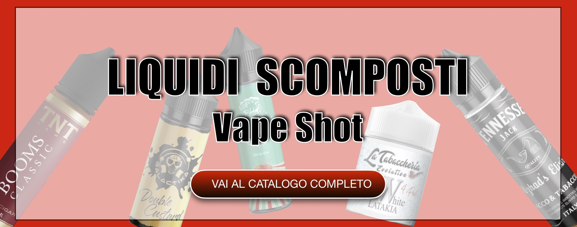 LIQUID SCOMPOSTI VAPE SHOT